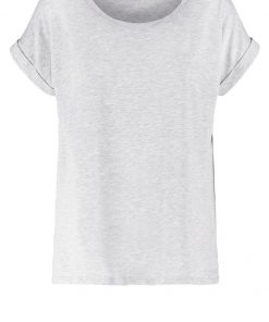 Vila VIDREAMERS PURE Camiseta básica light grey melange