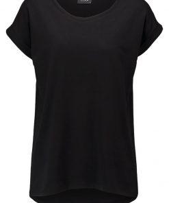 Vila VIDREAMERS PURE Camiseta básica black