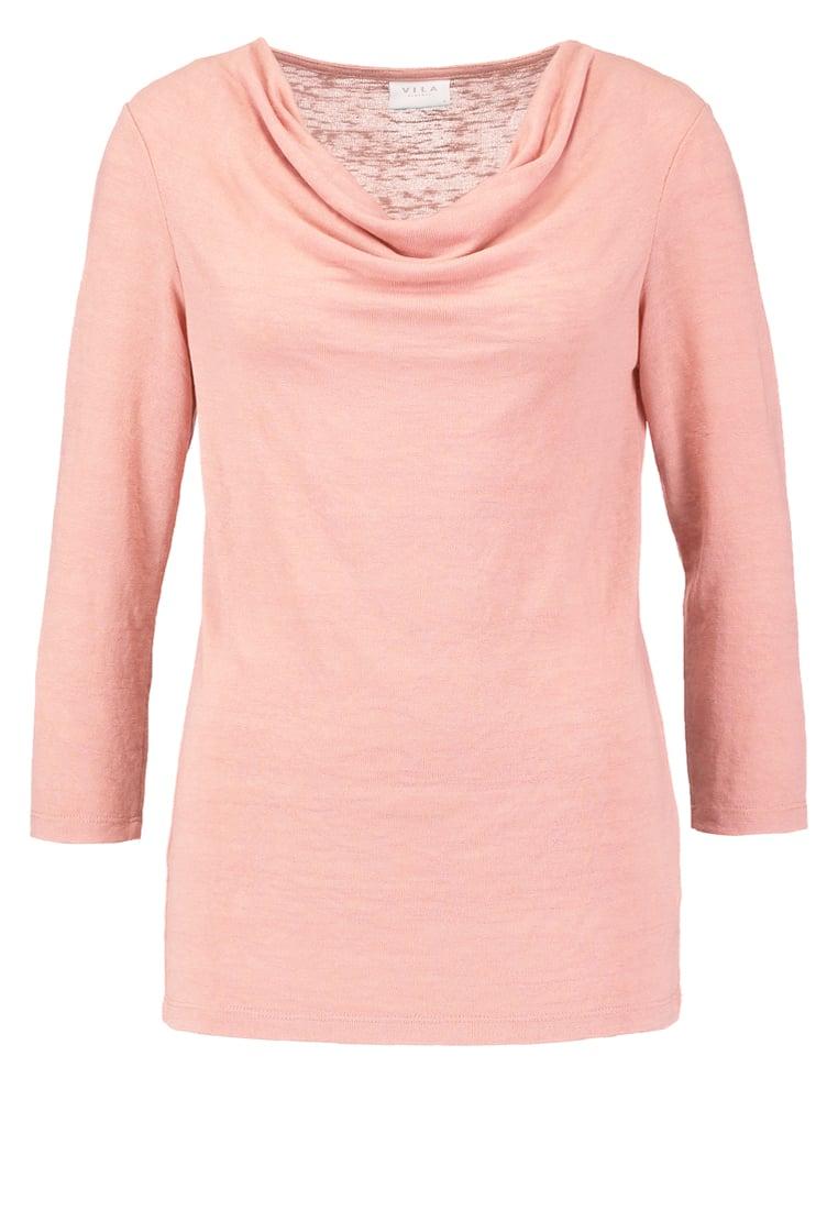 Vila VISUMI Camiseta manga larga rose dawn
