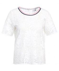 Vila VIKATHARINA Camiseta print cloud dancer/peony