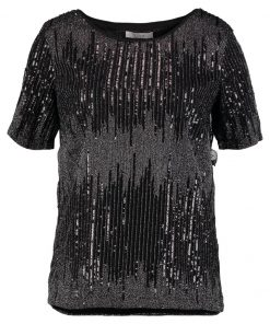 Vila VIAYA Camiseta print black