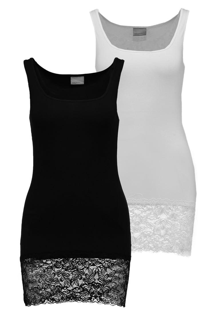 Vero Moda MAXI MPACK: 2 Top black/snow white