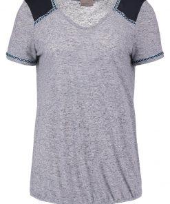 Vero Moda VMANNEMONA Camiseta print navy blazer melange