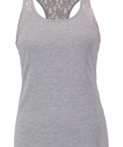 Vero Moda VMMAXI  Top medium grey melange