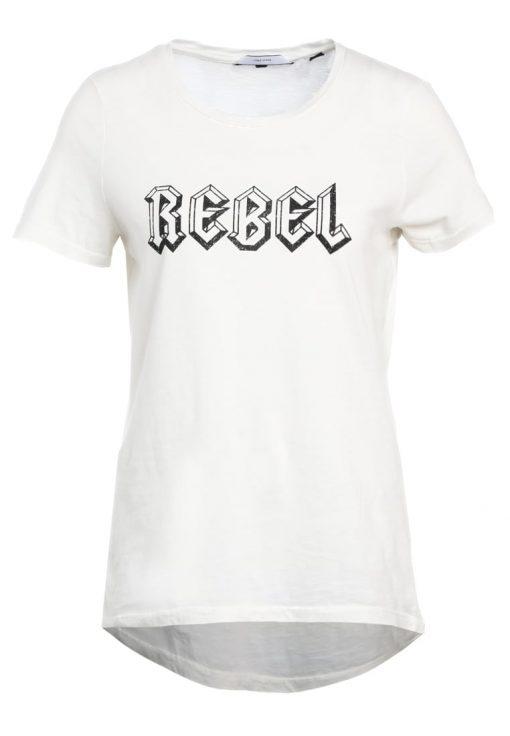 Vero Moda VMMUSE Camiseta print snow white