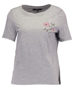 Vero Moda VMEMMY  Camiseta print light grey melange