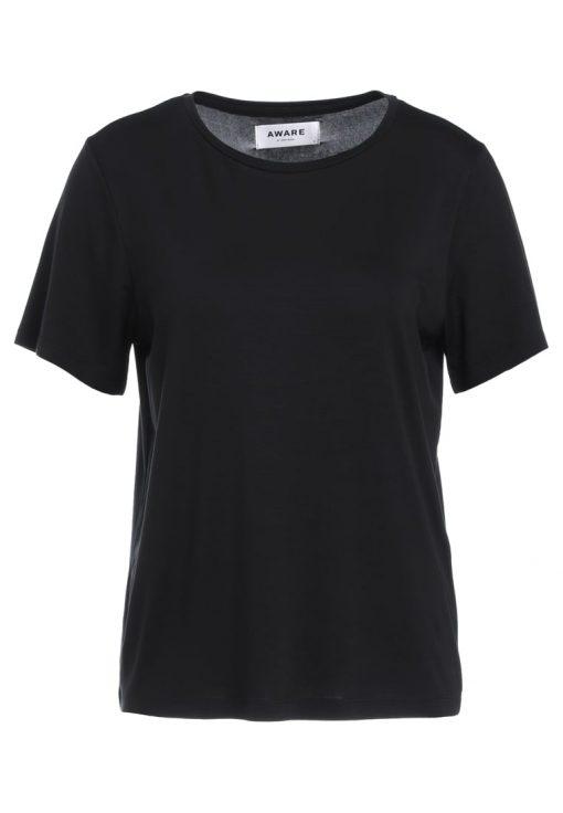 Vero Moda VMAVA  Camiseta básica black