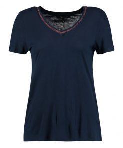 Vero Moda VMSPORTA GLITTER  Camiseta print navy blazer