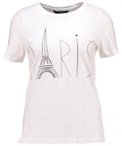 Vero Moda VMPARIS  Camiseta print snow white