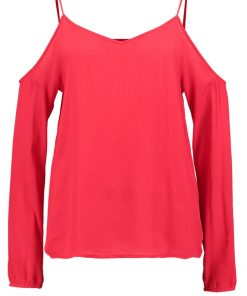 Vero Moda VMLILI Camiseta manga larga racing red