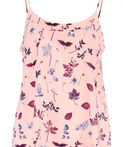 Vero Moda VMSANNE Top coral cloud