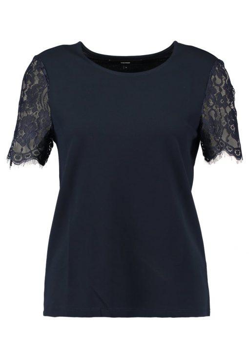 Vero Moda VMMILLA  Camiseta print navy