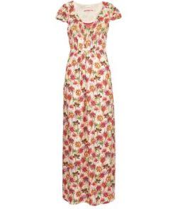 Naf Naf Vestido largo LAROU para mujer
