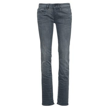 G-Star Raw Jeans ATTACC MID STRAIGHT para mujer