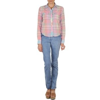 Gant Jeans DANA SPRAY COLORED DENIM PANTS para mujer