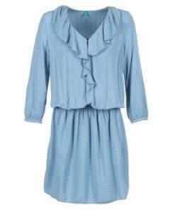 Benetton Vestido AFIDOUL para mujer