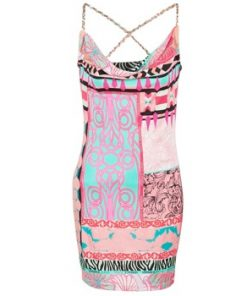 Versace Jeans Vestido D2HPD476 para mujer