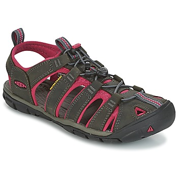 Keen Sandalias CLEARWATER CNX LEATHER para mujer
