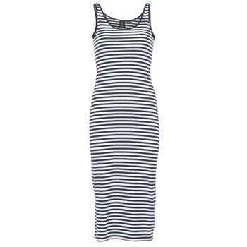 G-Star Raw Vestido largo LIFFY STRIPE TANKTOP DRESS para mujer