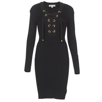 MICHAEL Michael Kors Vestido LACE UP RIB DRESS para mujer
