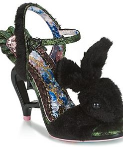 Irregular Choice Sandalias FLUFFY LOVE para mujer