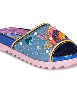 Irregular Choice Sandalias LOVE PEACE para mujer