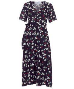 Betty London Vestido largo INNATIN para mujer
