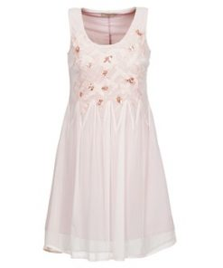 Cream Vestido LESLIE para mujer