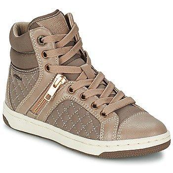 Geox Zapatillas altas CREAMY G para niña