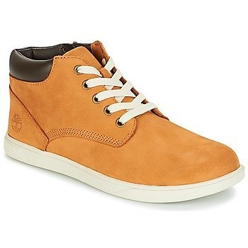 Timberland Zapatillas altas GROVETON LEATHER CHUKKA para niña
