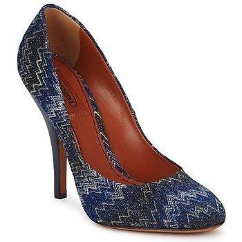 Missoni Zapatos de tacón VM005 para mujer