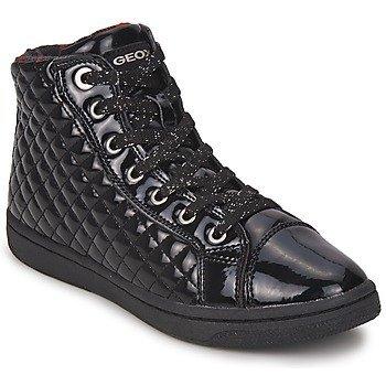 Geox Zapatillas altas CREAMY JUZ para niña