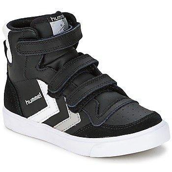 Hummel Zapatillas altas STADIL JR VELCRO HIGH para niña