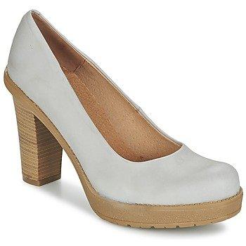 Dream in Green Zapatos de tacón OMATIALA para mujer