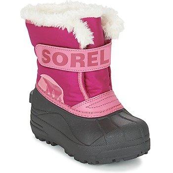 Sorel Descansos CHILDRENS SNOW COMMANDER para niño