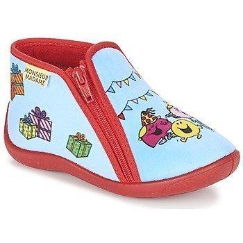 Be Only Pantuflas BIRTHDAY para niño