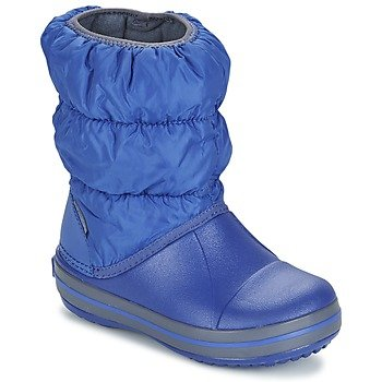 Crocs Descansos WINTER PUFF BOOT KIDS para niña