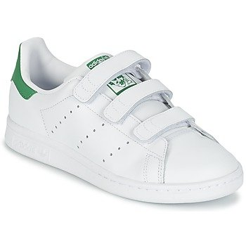 adidas Zapatillas STAN SMITH CF J para niño