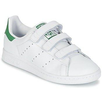 adidas Zapatillas STAN SMITH CF J para niña