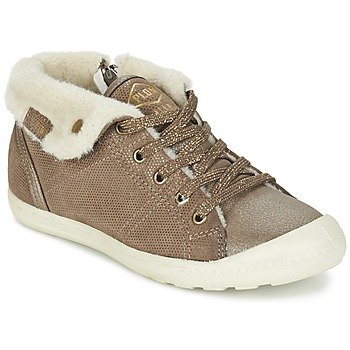 PLDM by Palladium Zapatillas altas LETTY BKL WARM para niña