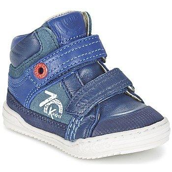 Kickers Zapatillas altas JINJINU para niño