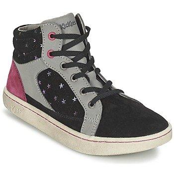 Kickers Zapatillas altas LYNX para niña
