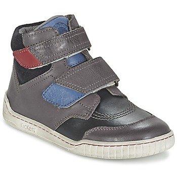 Kickers Zapatillas altas WINSOR para niño