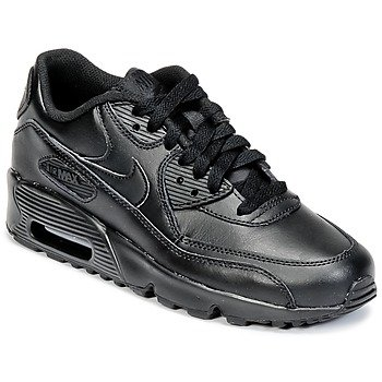 Nike Zapatillas AIR MAX 90 LEATHER GRADE SCHOOL para niña