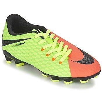 Nike Zapatillas de fútbol HYPERVENOM PHELON III FG GRADE SCHOOL para niño