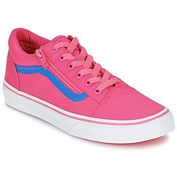 Vans Zapatillas OLD SKOOL ZIP para niña