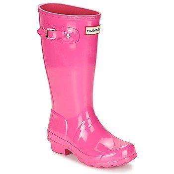 Hunter Botas de agua ORIGINAL KIDS GLOSS para niña