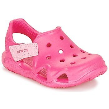 Crocs Zuecos SWIFTWATER WAVE KIDS para niña