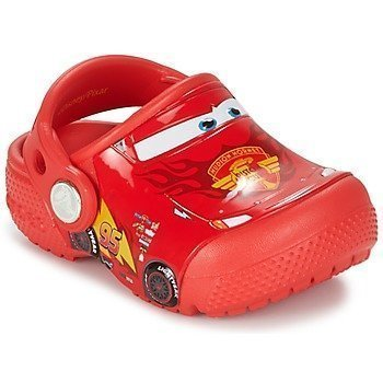Crocs Zuecos Crocs Funlab Light CARS 3 Movie Clog para niño