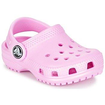 Crocs Zuecos Classic Clog Kids para niña